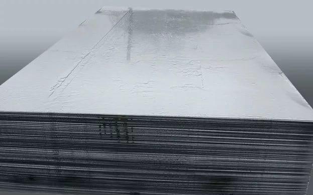 Лист холоднокатаный 0,7х1250х2500 мм ст08пс-6 ГОСТ 16523-97