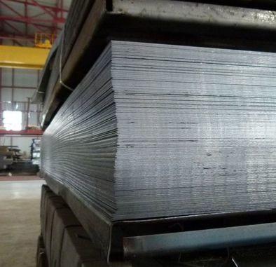 Лист холоднокатаный 1x1250x2500 мм Ст08пс-6У ГОСТ 16523-97