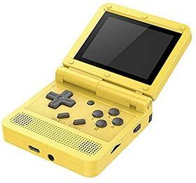 Портативная приставка PowKiddy V90 (реплика Gameboy Advance SP)