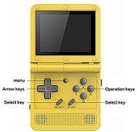 Портативная приставка PowKiddy V90 (реплика Gameboy Advance SP), фото 2