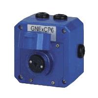 Аварийная кнопка вызова GNExCP6A-PB