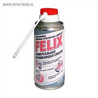 Универсальная проникающая смазка FELIX (жидкий ключ), 210 мл