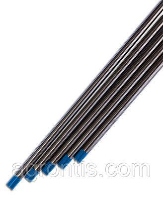 Вольфрамовый электрод WL20 2.4х175 синий (ABICOR BINZEL®)