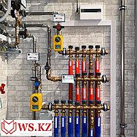 Монтаж систем водопровода и канализации