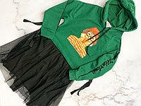 Платье -туника подростковое