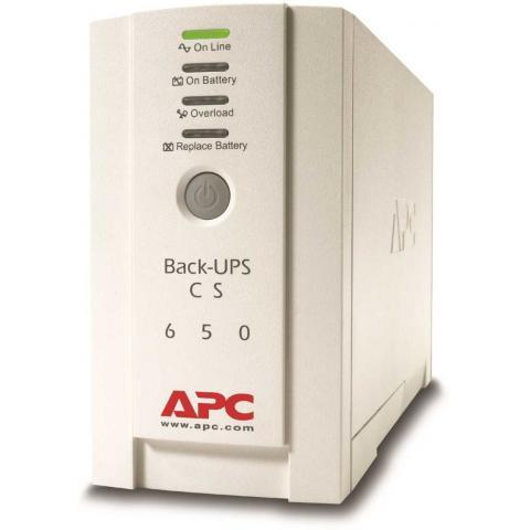 Back-UPS APC BK650EI