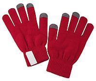 Сенсорные перчатки Scroll, красные, фото 1