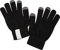 Сенсорные перчатки Scroll, черные, фото 1