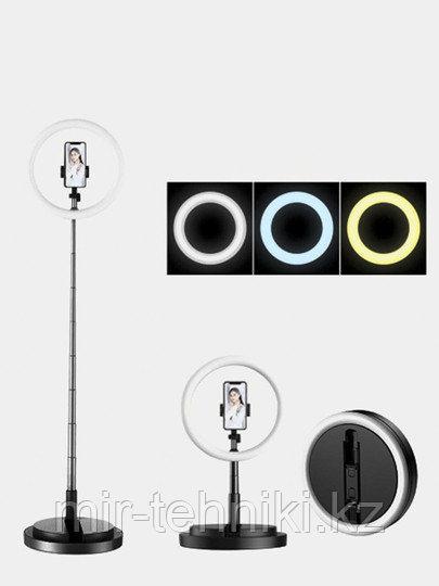 Кольцевая лампа Live Beauty Light Y2 29см (Складная)
