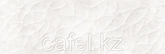 Кафель | Плитка настенная 25х75 Хайку | Haiku светло-серый рельеф