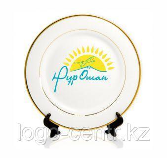 Рамка тарелка