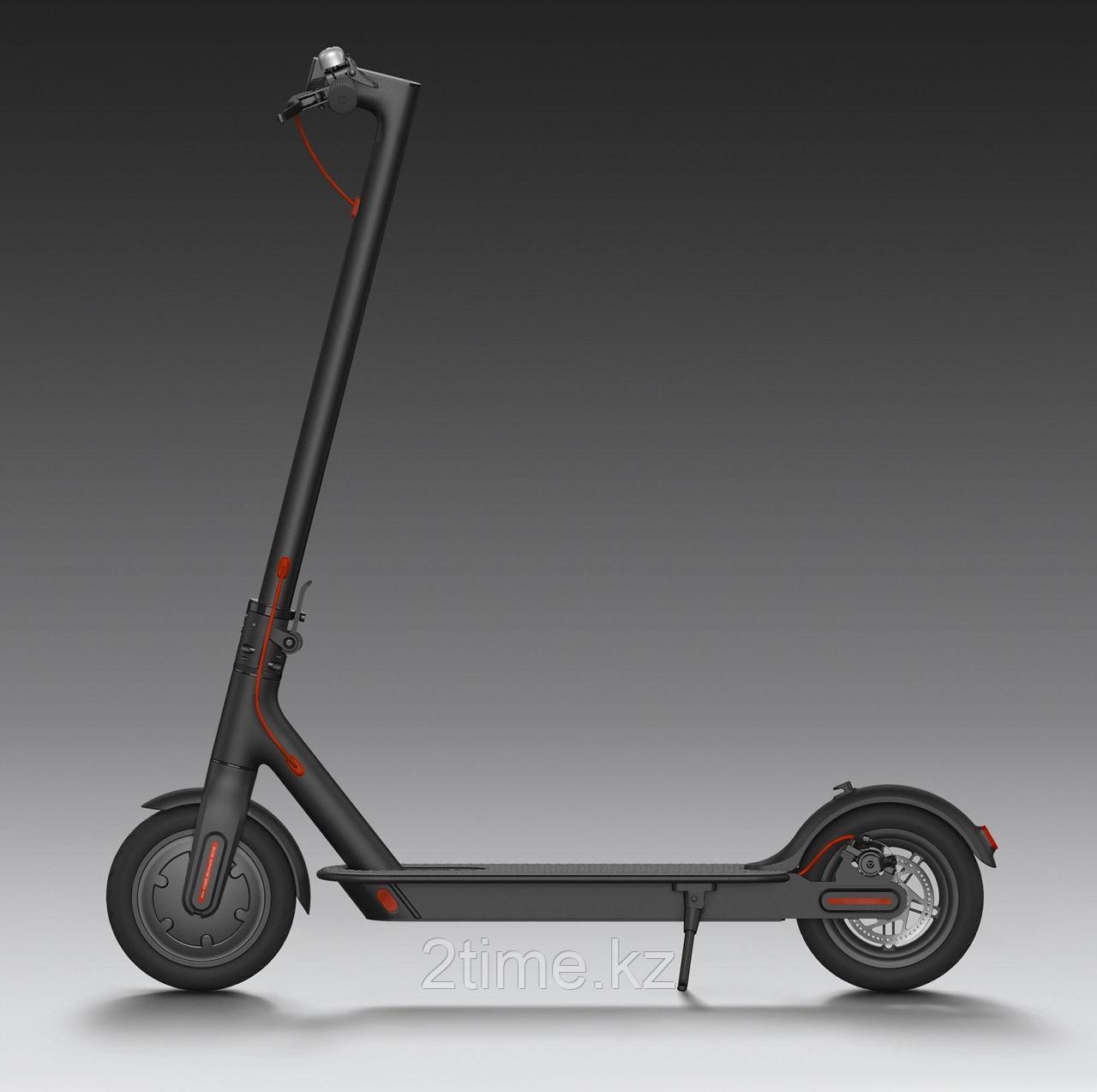 Электросамокат Xiaomi MiJia Smart Electric Scooter FBC4003GL M365 Черный - фото 1