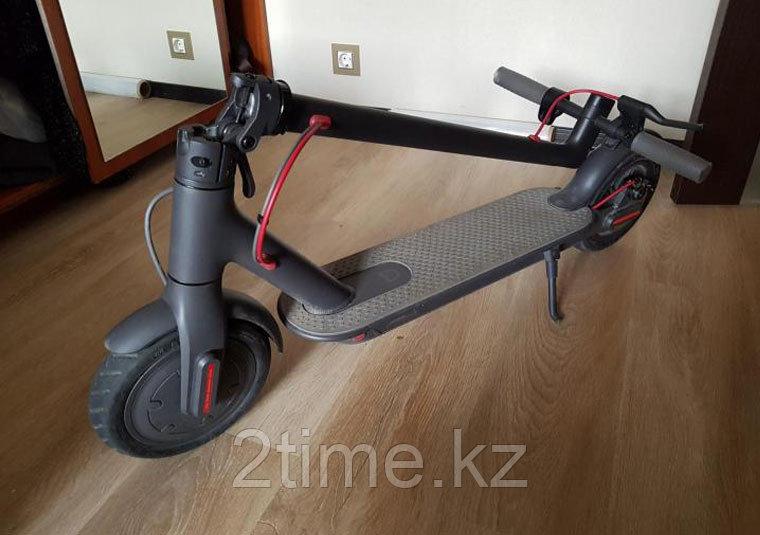 Электросамокат Xiaomi MiJia Smart Electric Scooter FBC4003GL M365 Черный - фото 8