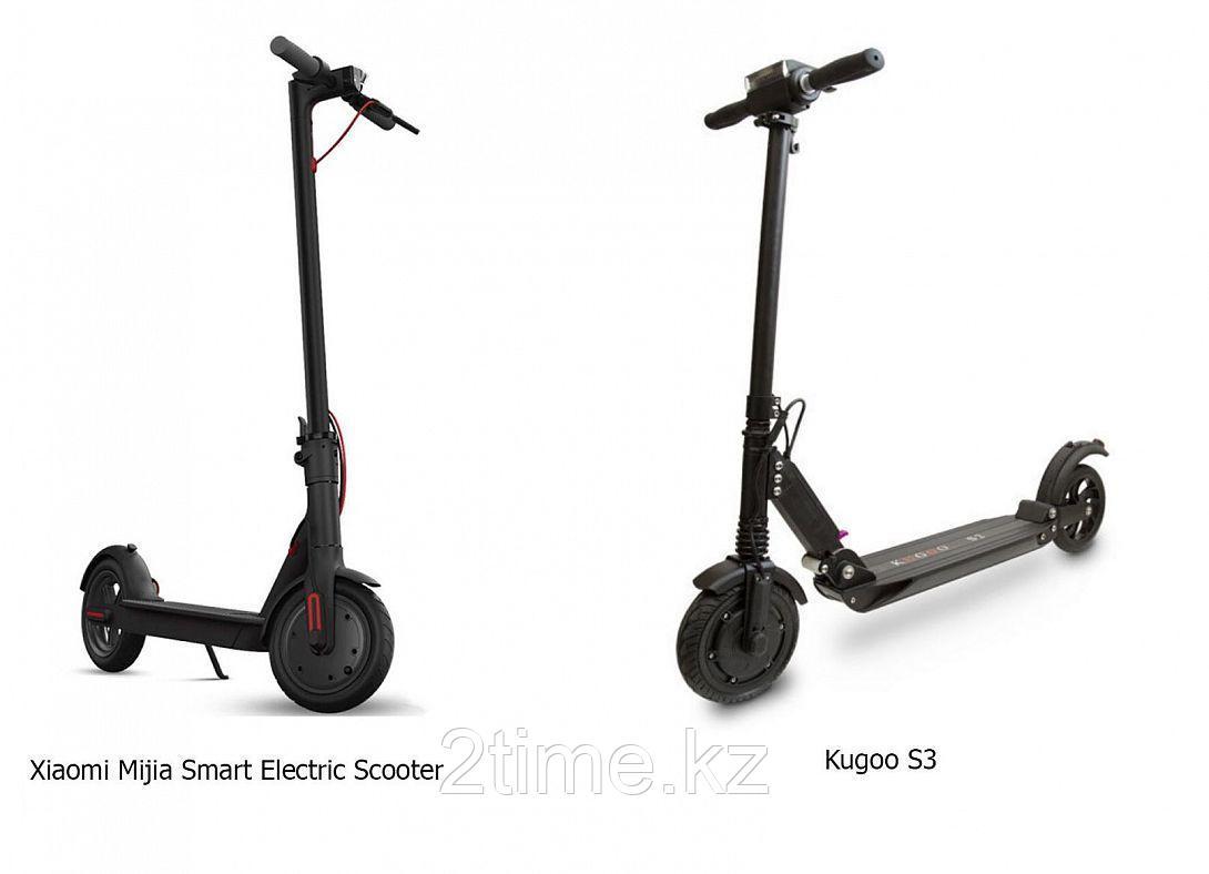 Электросамокат Xiaomi MiJia Smart Electric Scooter FBC4003GL M365 Черный - фото 10