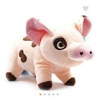 """Свинка """"пуа"""" из моана 32 см"""