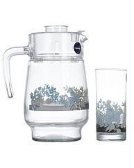 Наборы д/напитков luminarc foliage /набор/7 пр. д/напитков (n0959)