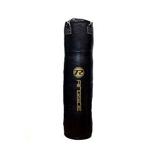 Боксерская груша TITLE  кожа 170см