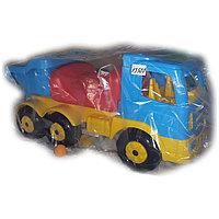 Инерционная машина-толокар, грузовая машина пластмассовая, великан.