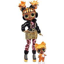 LOL OMG Зимний Мороз Набор из 2 кукол ЛОЛ Мисси Мяу
