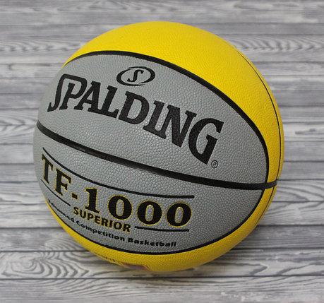 Мяч баскетбольный Spalding №7, фото 2