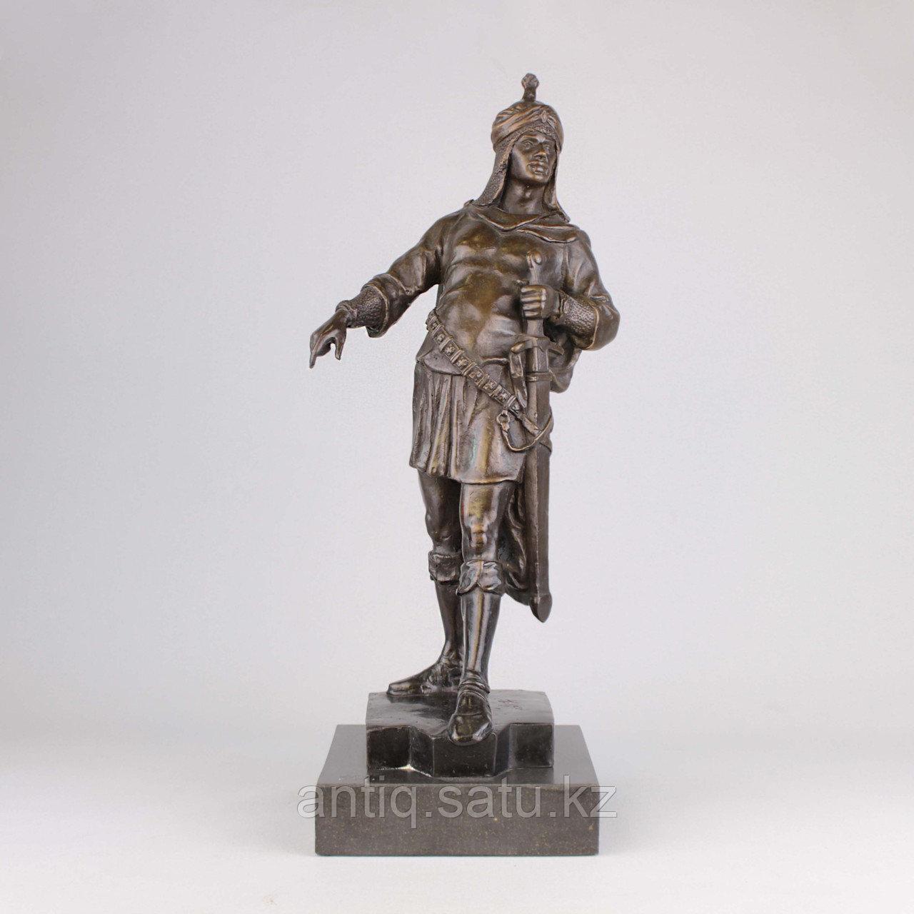 Восточный воин. Западная Европа. ХХ век - фото 1