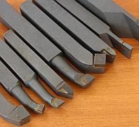 Резцы подрезные отогнутые 25х16х140 Т5К10, ВК8, Т15К6