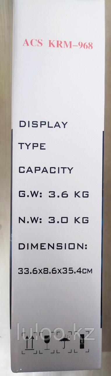 Весы электронные KEREMET ACS KRM-968, 40 кг / 1 гр - фото 2