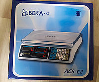 Весы электронные BEKA ACS-C2, 30 кг / 1 гр, фото 1