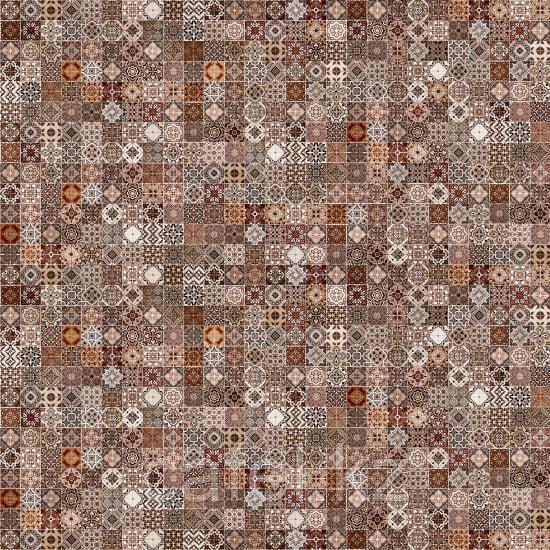 Керамогранит 42х42 - Хаммам  Hammam коричневый