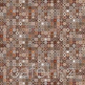 Керамогранит 42х42 - Хаммам| Hammam коричневый