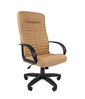 Кресло офисное для руководителя экокожа CHAIRMAN 480 LT