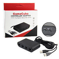 Переходник для Nintendo Switch на джойстики от Gamecube