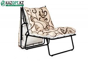 """Раскладушка-кресло с матрасом. """"Лира"""" Нагрузка до 120 кг., фото 2"""