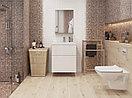 Кафель | Плитка настенная 20х44 Хаммам | Hammam коричневый рельеф, фото 5