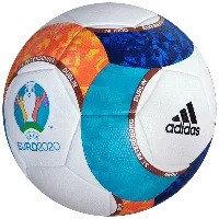 Мяч футбольный Adidas Euro 2020, фото 2