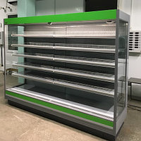 Холодильная горка ВС 1.70-2500G Crosby Ариада (стеклянный фронт)
