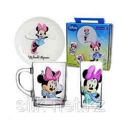 Набор для детей 3 пр. Luminarc Disney Minnie Colors L2120