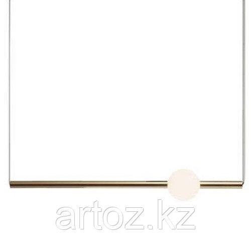 Светильник подвесной ORION TUBE Horizontal (gold)