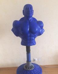 Манекен для бокса Торс (Герман) водоналивной
