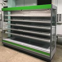 Холодильная горка ВС 1.70-3750G Crosby Ариада (стеклянный фронт)