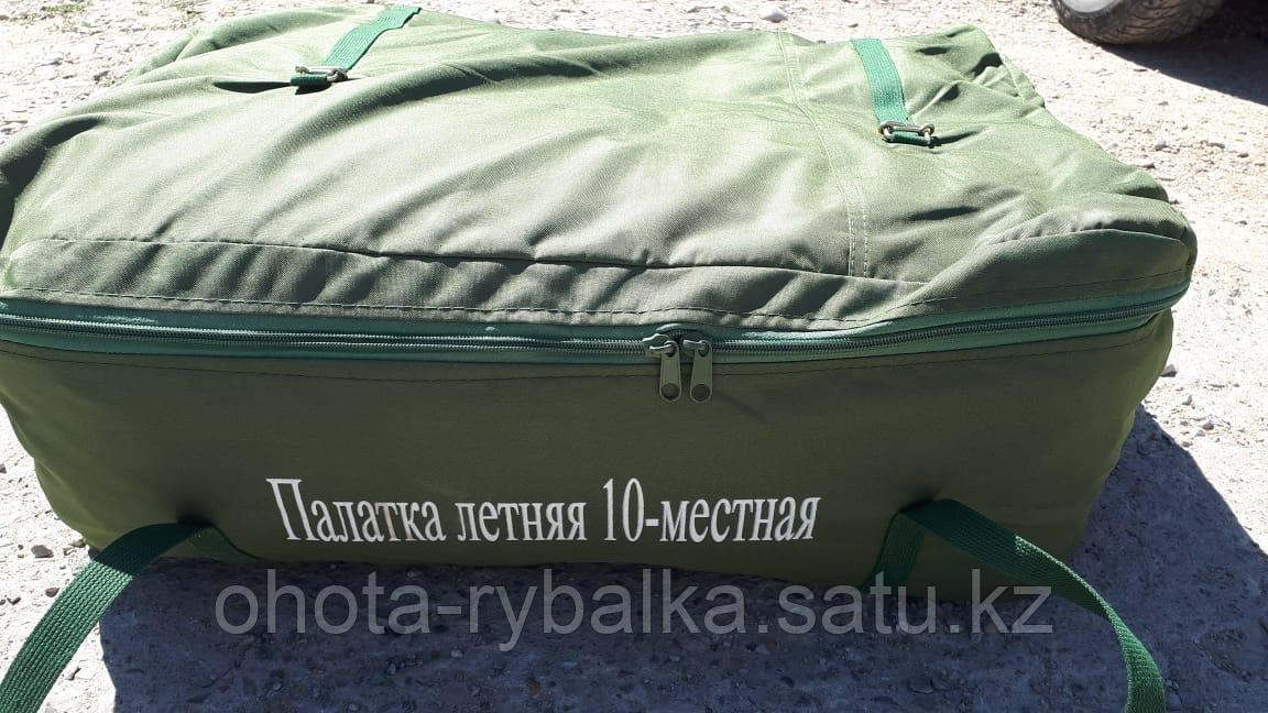 Палатка армейская военная из материала Оксфорд до 15 чел.+Доставка бесплатная! - фото 3