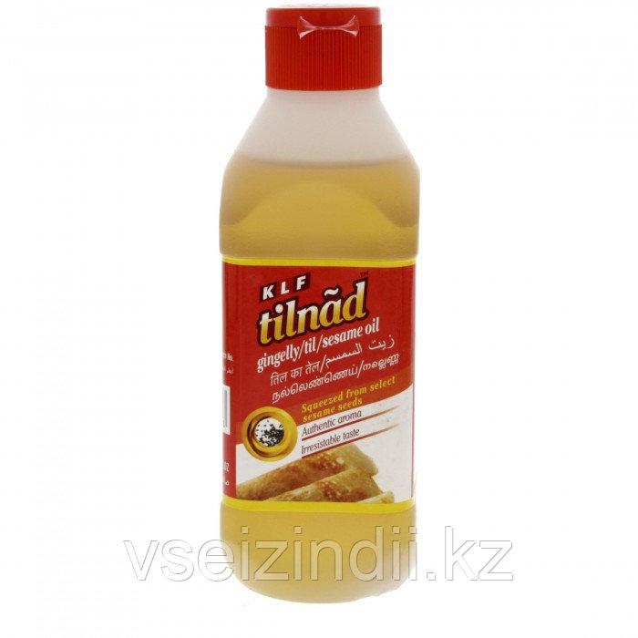 Кунжутное масло нерафинированное Тилнад 200 мл