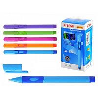 Ручка шариковая для правшей/левшей AITENG AT-1361 0.7мм синяя