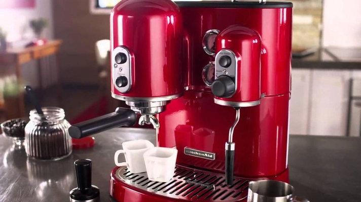 Ремонт и чистка кофемашин (кофеварок) KitchenAid, фото 2