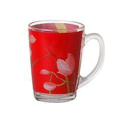 Чашка 320 мл Luminarc Red Orchis G3689