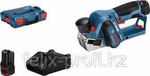 Аккумуляторный рубанок Bosch GHO 12V-20