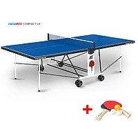 Теннисный стол Compact LX - усовершенствованная модель стола для использования в помещениях, фото 2