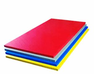 Татами дзюдо 4 см (1х2м) ПВВ 160 кг/м+антислип