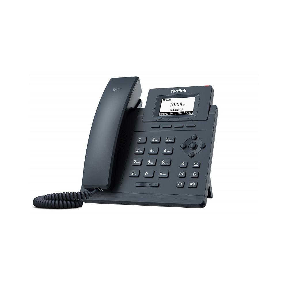 IP телефон Yealink SIP-T30P без БП
