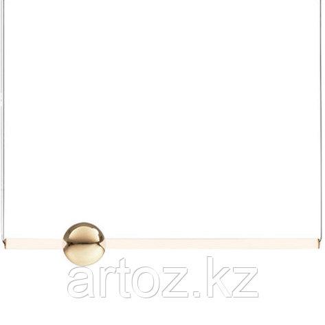 Светильник подвесной ORION TUBE Horizontal (White), фото 2